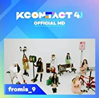 KCON:TACT 4 U OFFICIAL MD [ AR & BEHIND PHOTO SET ] 公式 グッズ (fromis_9)