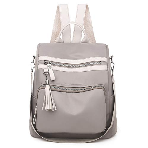 Rugzak, dames inbreker, satchel, handtas, waterdichte nylon dames, multi-pocket school