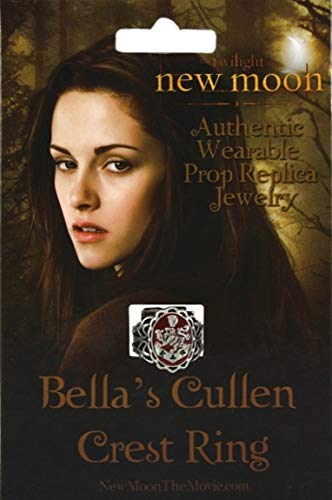 Twilight - new moon replique bague bella
