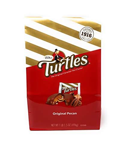 Demet's Turtles Original, Pecans~Chocolate~Caramel, 17.5-Ounce by Demet's Turtles