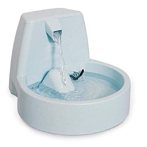 Fuente de agua para gatos con flujo ajustable de PetSafe