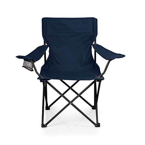 ONIVA  a Picnic Time Brand PTZ Portable Folding Camp Chair Navy