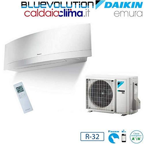 Daikin - CLIMATIZZATORE DAIKIN EMURA BIANCO 9000 Btu FTXJ25MW - R 32 - FTXJ25MW/RXJ25M