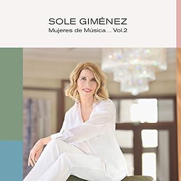 Mujeres de Música Vol. 2