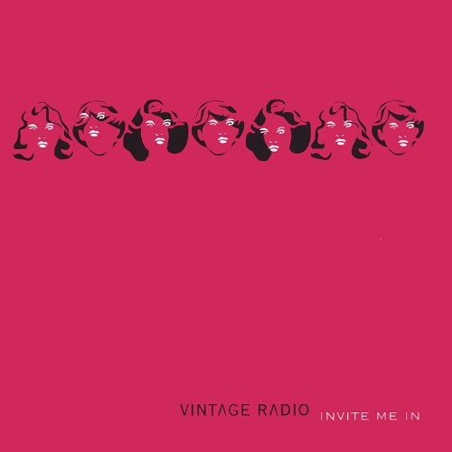 radio vintage retro de la marca