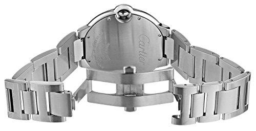 [カルティエ]CARTIER腕時計バロンブルーLMW69012Z4シルバー[並行輸入品]