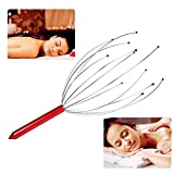 Scalp Massager Handheld Head Scratcher for Painless Relaxation,Stress Relief(Random)