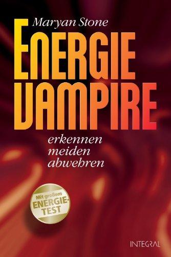Energie-Vampire: erkennen - meiden - abwehren