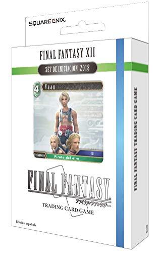 Final Fantasy TCG Mazo FF XII 2018