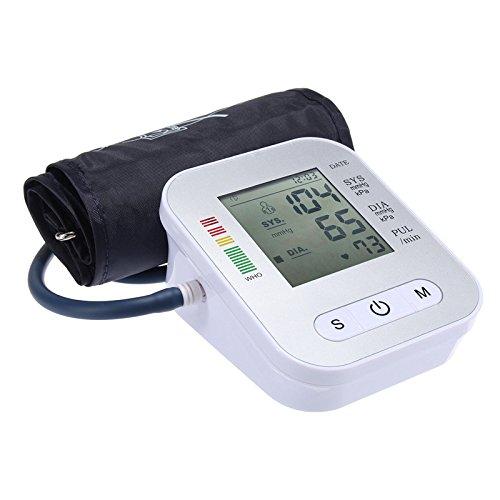 Volautomatische bloeddrukmeter Gemakkelijk te bedienen digitale arm Type Presie Gezondheidszorg
