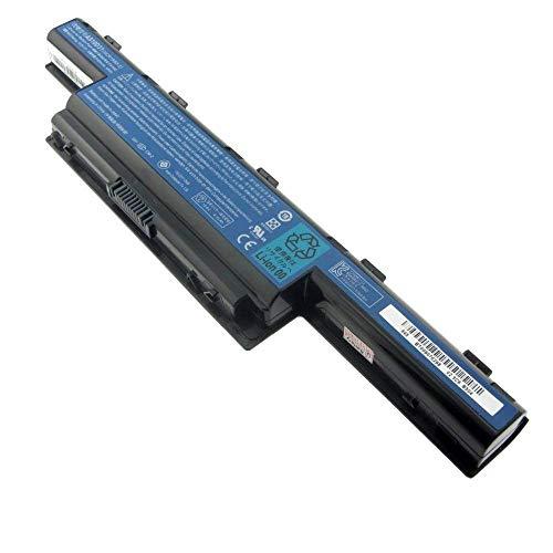 Original Akku für Acer AS10D51, 6 Zellen, LiIon, 10.8V, 4400mAh, schwarz