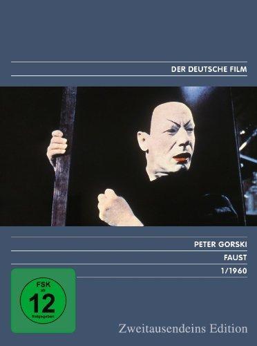 Faust - Zweitausendeins Edition Deutscher Film 1/1960.