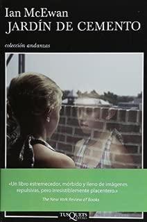 Jardin de cemento (Andanzas / Adventures) (Spanish Edition) by Ian Mcewan (2013-09-15)