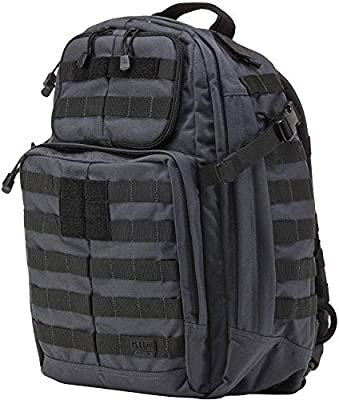 5.11 RUSH24 Tactical Backpack, Medium, Style 58601, Double Tap