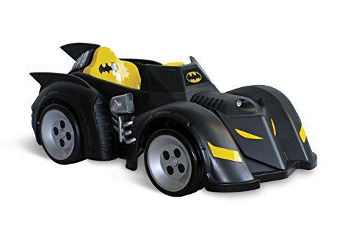 Carro do Batman Elétrico 6V Bandeirante Preto