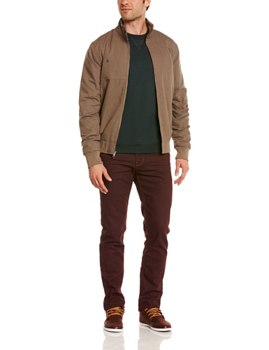 Volcom Hoxton Lined - Blouson - Manches longues - Homme - Multicolore (Hou) - X - Large (Taille fabricant: XL)