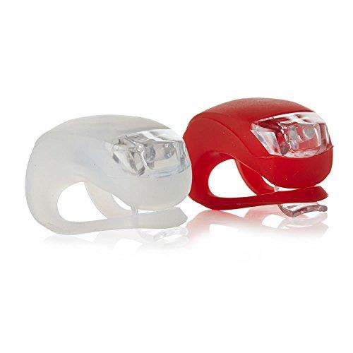 Bi-Tech Unisex Doble LED Flex luz Juego, Multi
