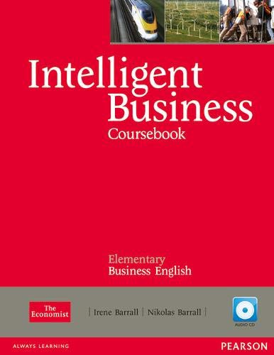 Intelligent Business Elementary Coursebook/CD Pack: Industrial Ecology