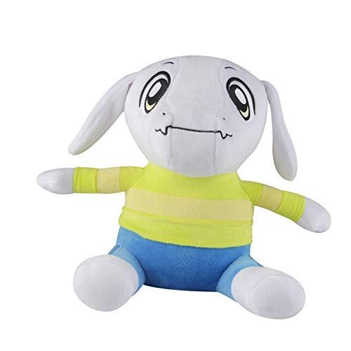 N / A Undertale Plush Toys Undertale Sans Papyrus Asriel Toriel Plush Stuffed Toys Doll for Kids Children 22-30cm