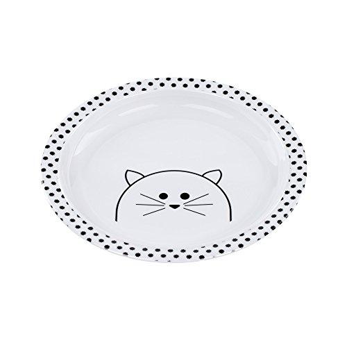 LÄSSIG Assiete mélamine/Plate Little Chums Cat