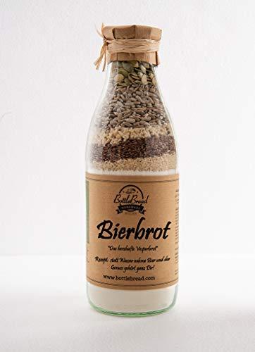 Brotbackmischung im Glas 'Bierbrot'...