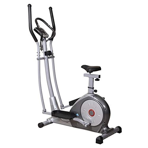 Aerofit AF 601 ES Other Aerofit AF 601ES Elliptical Cross Trainer with in-Built Pulse Sensor with Front Handle GripsOthers (Multicolour)