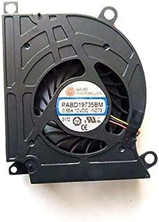 FCQLR CPU /& GPU Refroidissement Ventilateur Compatible pour Dell Precision 17 7710 M7710 N7710 0YJNJK 0VNPPK YJNJK VNPPK