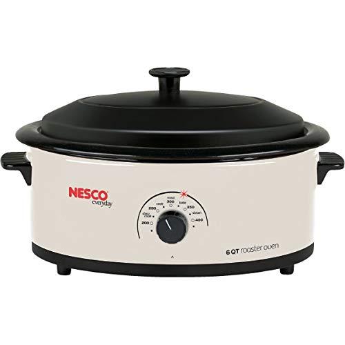 Nesco 6 Qt. Ivory Electric Roaster - 1 Each