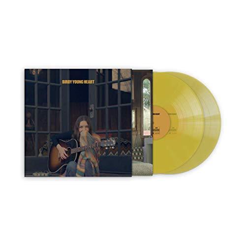 Young Heart (Amazon Exclusive Signed Yellow Vinyl) [VINYL]