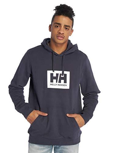 Helly Hansen Tokyo Hoodie, Hombre, Graphite Blue, 2XL