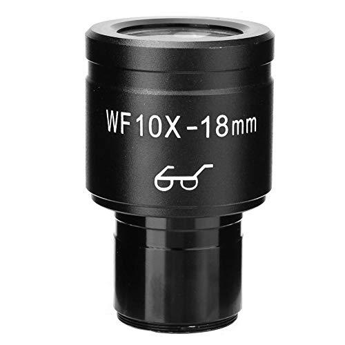 Biologisches Mikroskopokular, Biologisches Mikroskop-Weitfeldokular WF10X/18mm mit Skala