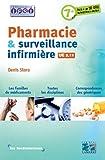 Pharmacie et surveillance infirmière - UE 2.11.