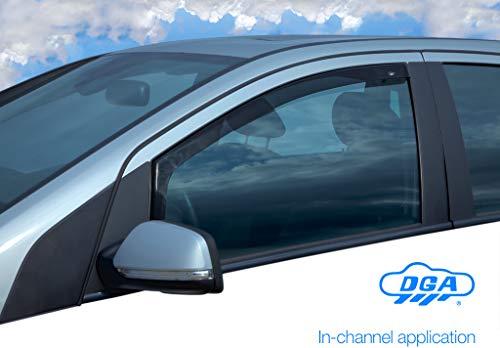 DGA Windschutzscheibe für Opel Astra G, 3-Türer, 1998-2004