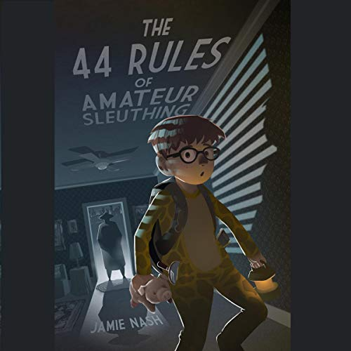 The 44 Rules of Amateur Sleuthing audiobook cover art
