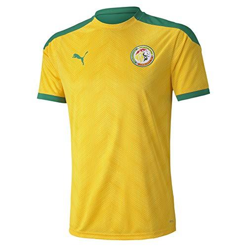 PUMA Senegal Herren Stadium Trikot Dandelion-Pepper Green XL