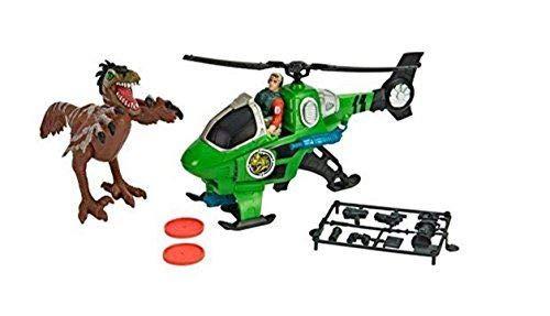Spielwaren HDG30165 Dino Valley - Spielset Dinosaurier Fahrzeug und Access