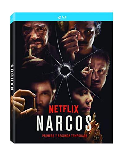 Narcos (NARCOS TEMPORADAS 1+2, Spanien Import, siehe Details für Sprachen)