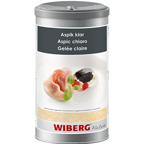 WIBERG - Aspik klar, Gelatine geschmacksneutral - 800g