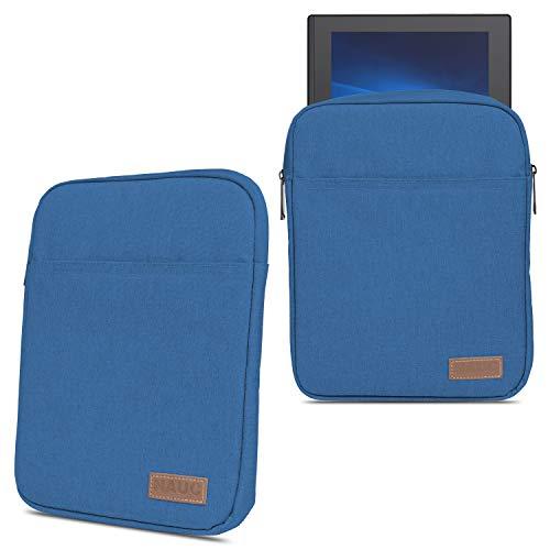 NAmobile Schutz Hülle kompatibel für Lenovo IdeaPad Duet Chromebook 2-in-1 Tablet Tasche Hülle Schutzhülle Sleeve Cover 10.1 Zoll Case, Farbe:Blau