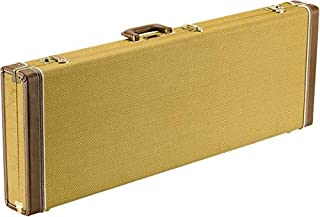 Fender Classic Series Case for Statocaster/Telecaster - Tweed
