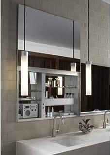 Robern UC3627FPL Uplift Flat Plain Mirror Medicine Cabinet