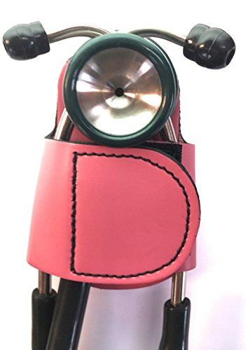 The BATCLIP Stethoskop, handgefertigt, zum Anklipsen, kein Tragen von Nacken, Verlust oder Verrutschen mehr. Tragen Sie Ihr High-End-Stethoskop mit Geschmack und Stil.
