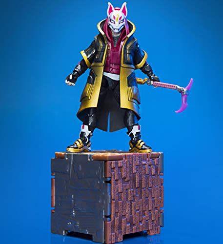 Jazwares- Fortnite Figura Solo Mode Deriva (Drift), Multicolor (FNT0012) , color/modelo surtido 5