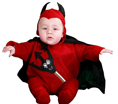 COSTUME TAILLE 10-12 ans diable