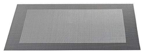 ASA selection Set de Table, PVC, Gris, 9cmX9cm