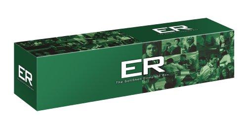 ER 緊急救命室 〈シーズン1-15〉 コンプリートDVD BOX(99枚組) [初回限定生産]