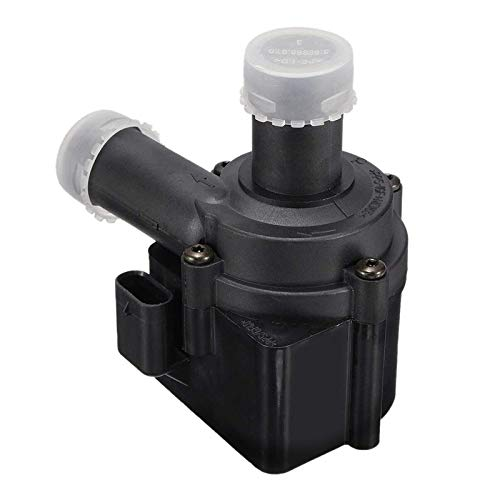 Whyzj Auto-Motor-Kühl Elektro Zusätzliche Zusatzwasserpumpe/Fit for Audi A4 A6 Q5 Q7 059121012A 701.713.270 (Color : Black)