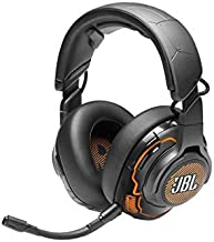 JBL Quantum ONE - Over-Ear Performance Gaming Headset with Active Noise Cancelling - Black (Renewed)