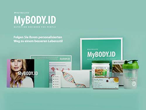 bodykey by NUTRILITE™ Personalisierte Ernährung per Gentest (Starter-Set inkl. Speicheltest-Röhrchen)