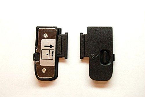 Tapa para puerta trasera de batería para cámara réflex digital Nikon D40 D40X D60 D3000 D5000